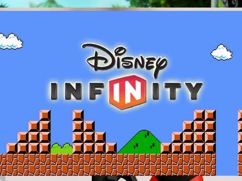 Disney Infinity Mario Toybox