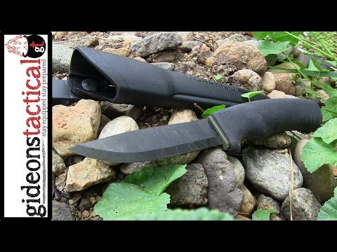 Mora Bushcraft Black Knife Review: Best Budget Bushcraft?