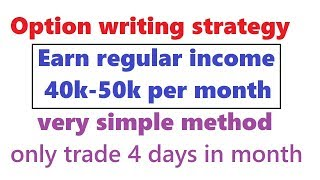 Download video option expiry strategy | option writing strategies india | bank nifty weekly expiry options strategy