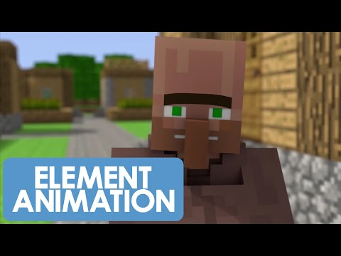 The Element Animation Villager Sounds Resource Pack T.E.A.V.S.R.P.