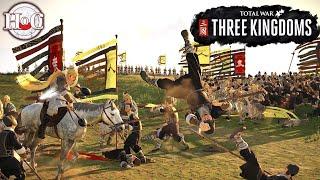 Total War: Three Kingdoms - He Yi - Early Access