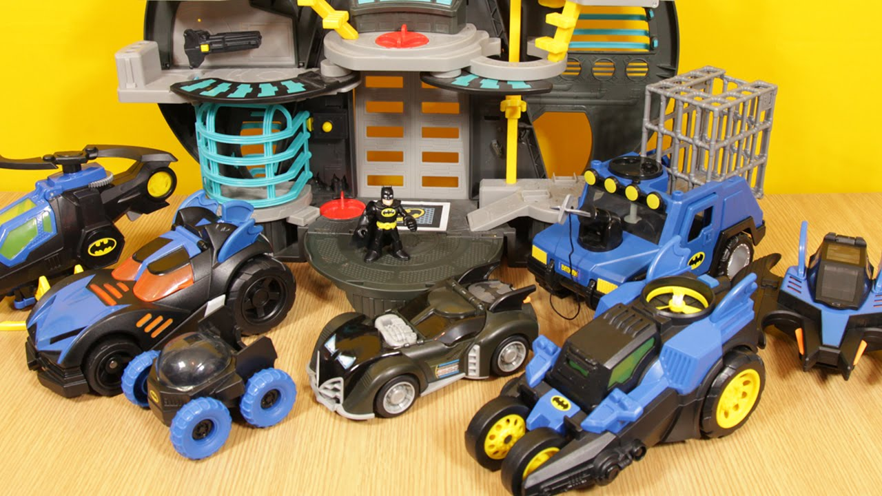 Batmobile Toy Imaginext Which Imaginext Batmobile