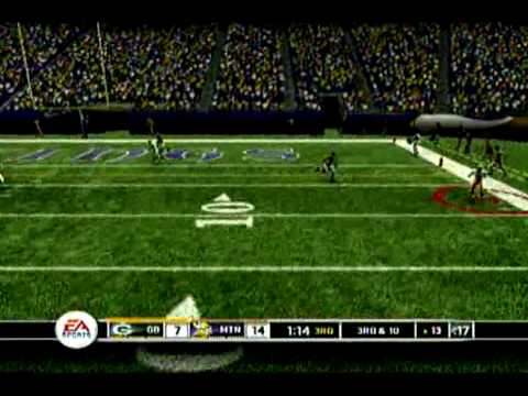 Madden '10 Predictions - Week 4 Minnesota Vikings vs Green Bay Packers - The Viking Ship Video
