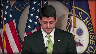 AFTER MASSIVELY SCREWING UP THE HEALTH CARE BILL, PAUL RYAN GOT SOME VERY BAD NEWS TODAY…