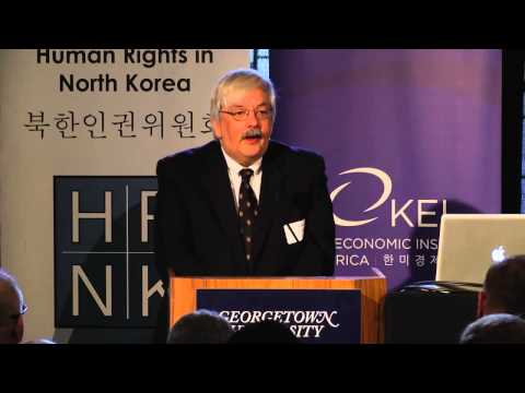 Unification of the Korean Peninsula: Day 1 Opening Remarks