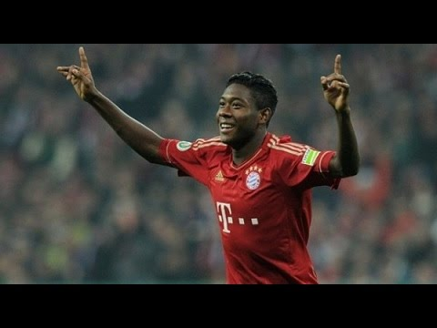 DAVID ALABA - FUNNY SLAPS & MOMENTS 2015 [HD]