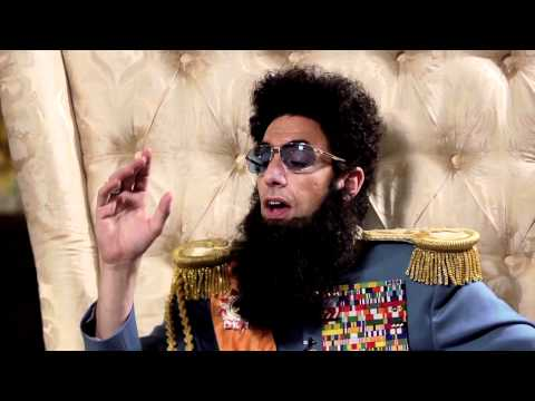 'The Dictator' Sacha Baron Cohen On Stephen Harper & Canada