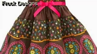 Baby Frock-Patterns-Baby Girl Dress Design-Cotton Frocks-Kids