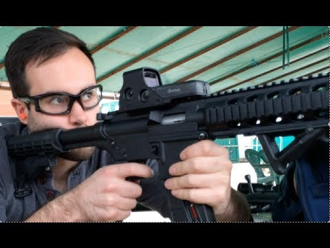 L3 EOTech 512/552 Red Dot Holographic Sight Review