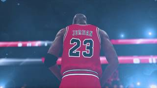 NBA 2K19 MyTEAM: Michael Jordan Signature Series Pack with Galaxy Opals inside