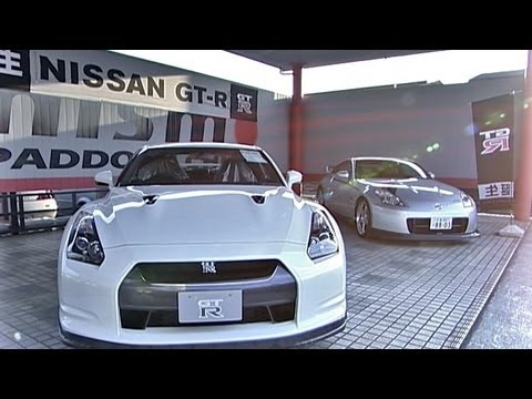 R35 GTR details and secrets with Smokey Nagata of Top Secret - Video OPTION #166
