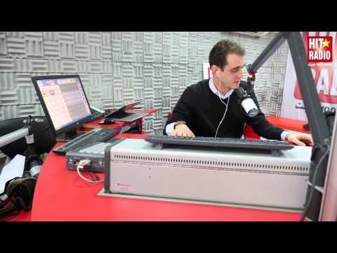 Two Tone et Rhany dans le Morning de Momo sur HIT RADIO - 17/12/14