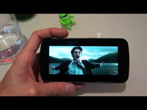 Samsung Galaxy Nexus - S amoled HD