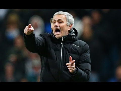 Mourinho, Guardiola, Ancelotti, Wenger, Ferguson Who uses the best tactic HD