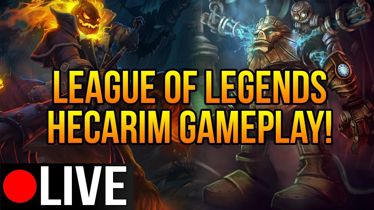 league of legend live
