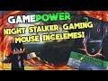 GAMEPOWER NİGHT STALKER GAMİNG USB OPTİK MOUSE İNCELEMESİ VE KUTU AÇILIMI mp3