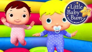 Jump Jump | Nursery Rhymes for Babies | Songs for Kids | Little Baby Bum