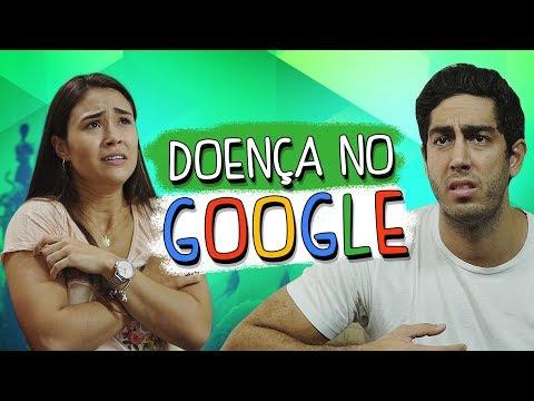 Doença no Google - DESCONFINADOS (erros no final) thumbnail