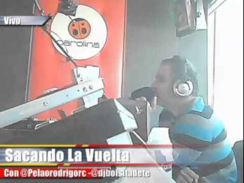 Martes Alternativo - Pelao Rodrigo SLV Radio Carolina (VIDEO FREAKY CHANNEL)