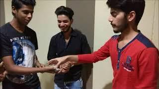 STREET MAGIC with CARDS in INDIA || AMAZING CARD TRICKS || AKSHAY SINGH MAGIC