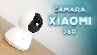 Cámara XIAOMI 360 de vigilancia | REVIEW | Análisis Español