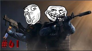 Counter-Strike: Global Offensive | Ranked | 2v2 & 5v5 | Highlights | GGZ #61