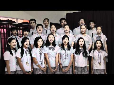 2011 St. Francis Cainta Choir: Kalesa (practice session)