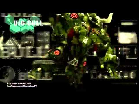 Anarchy Reigns Big Bull Character Trailer HD72