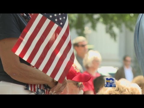 Tea Party pays tribute to local veterans