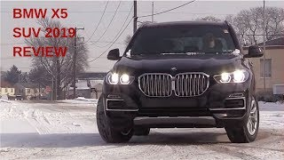 BMW X5 SUV 2019 REVIEW