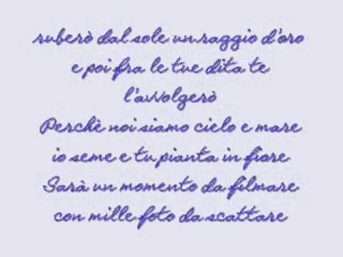 Gigi D'Alessio - Le mani(testo)