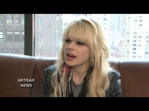 ORIANTHI GLAMS IT UP WITH ADAM LAMBERT Video