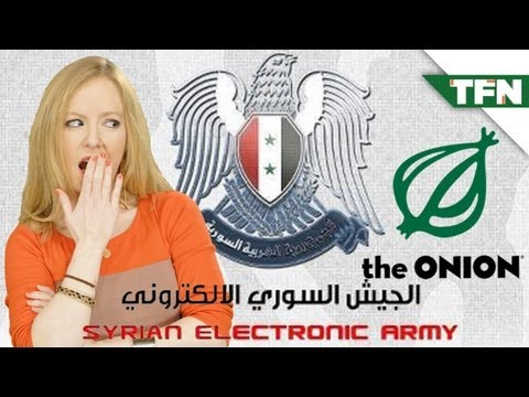 How Did the Syrian Electronic Army Hack The Onion?