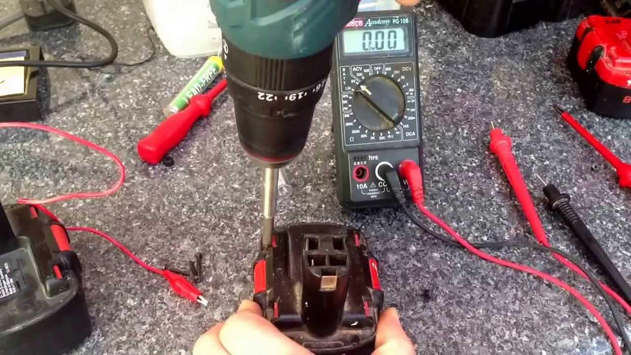 Zap Amp Revive A Bosch 14 4v Battery By Kaiboy Youtube