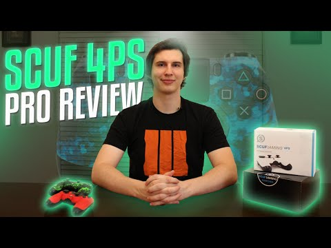 how to fix a unresponsive scuf controller