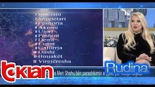 Rudina - Astrologia Meri Shehu: Cilat jane shenjat me me fat per dhjetorin! (03 dhjetor 2018)