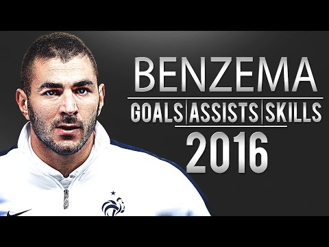 Karim Benzema - Fight for Trofeo Pichichi | 2016 | HD