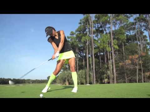 Michelle Wie's Swing in Slow Motion | GOLF.com