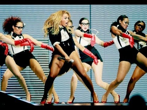 Beyonce   Run The World Girls Live at Oprah Winfrey Final Show HD Music Videos