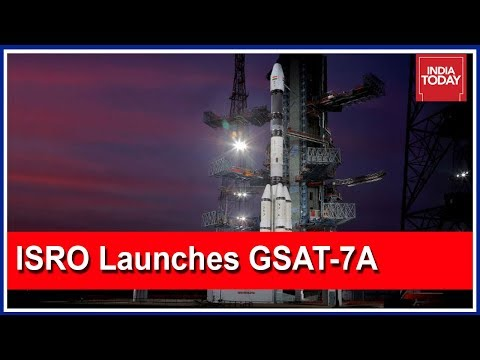 South Super Fast | ISRO Launches GSAT-7A Communication Satellite Into Space