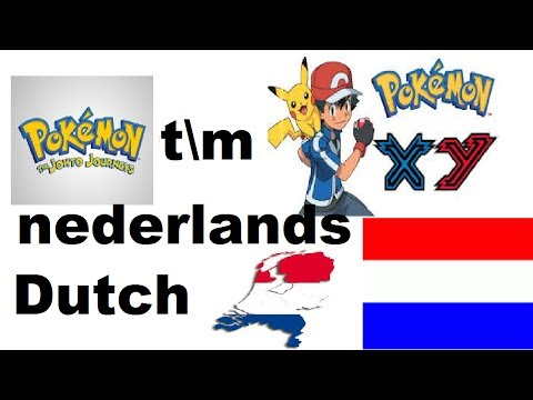 all Pokémon openings 3 t\m 17 Dutch