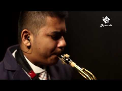 Bruno Mars - Versace on The Floor (Sax cover Tiago Lima)