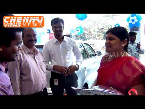 Datsun go plus unveiling at Avenue Nissan Nandanam Chennai