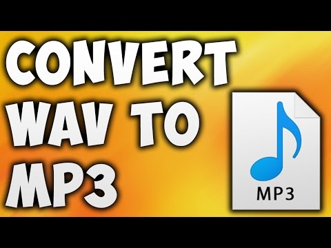 How To Convert WAV TO MP3 Online - Best WAV TO MP3 Converter [BEGINNER'S TUTORIAL]
