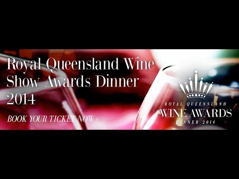 Royal Queensland Wine Awards 2014