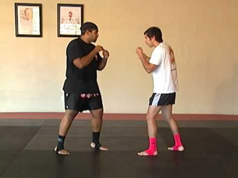 Kru Charan Dancer - Gracie Barra Corona -  Muay Thai - Knees Image 1