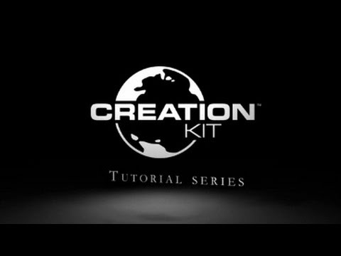 Skyrim - Creation Kit Tutorial Series - Episode 1: Introduction to the Kit