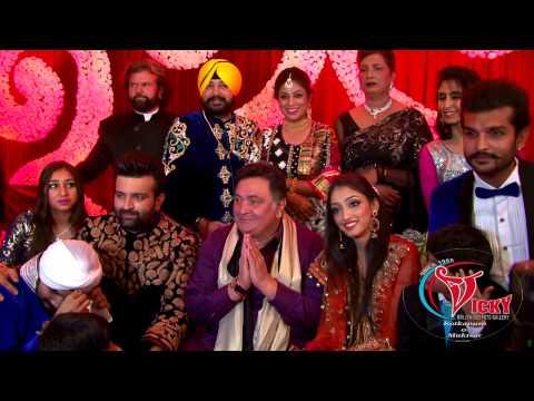 Ring Ceremony Navraj Hans Ajit Mahindi official video by Vicky Bollywood Foto Gallery   Full HD