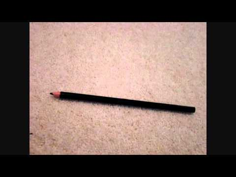 HowToDoStuff part 5: How to pick up a pencil!