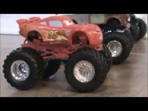 Disney Cars Monster Truck Toys Disney Cars Toon Monster Truck